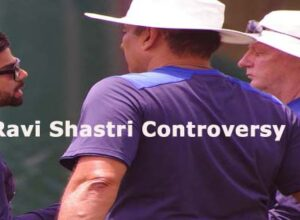Ravi Shastri Controversy on ICC Cricket World Cup 2019 For Viral Photo On Social Media