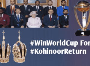Virat Kohli Meets Queen Elizabeth Fans wants bring back Kohinoor