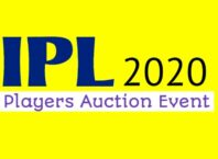 IPL 2020 auction date and place are published now