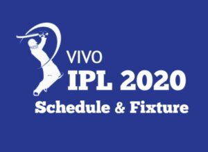 IPL 2020 Schedule and IPL Schedule 2020