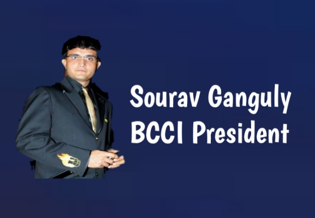 Sourav Ganguly comes in highest administrative position of India Cricket.Now Sourav Ganguly is the President of BCCI