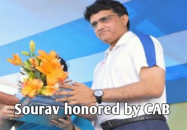 Sourav honed by CAB after becoming BCCI president